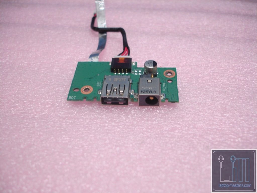 Asus x501u usb dc in port board with cable 60 n40i01000 for Porte 60 x 40